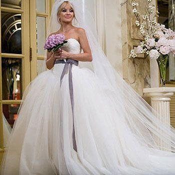 guerra de novias vestido kate hudson - buscar con google | moda en
