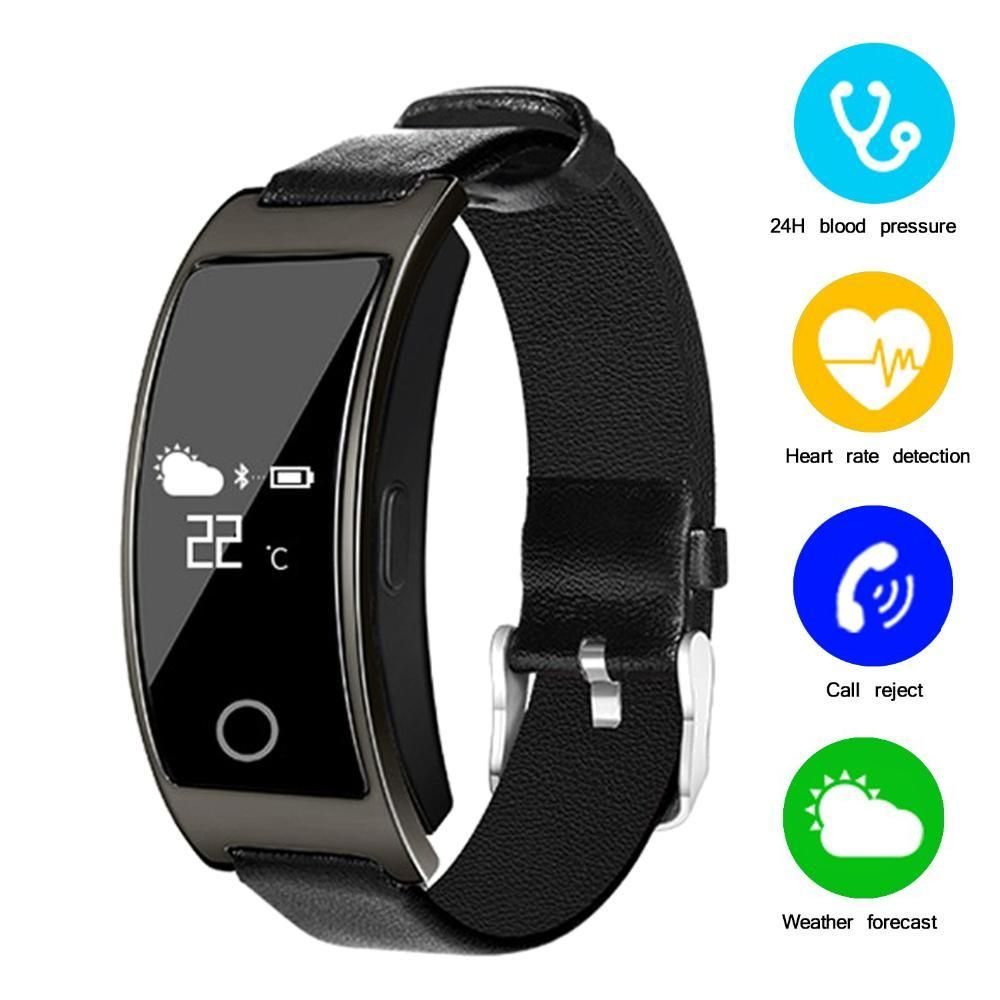 bdcc3b655 ThinkBand™ Blood Pressure Smart Watch and Heart Rate Monitor ...
