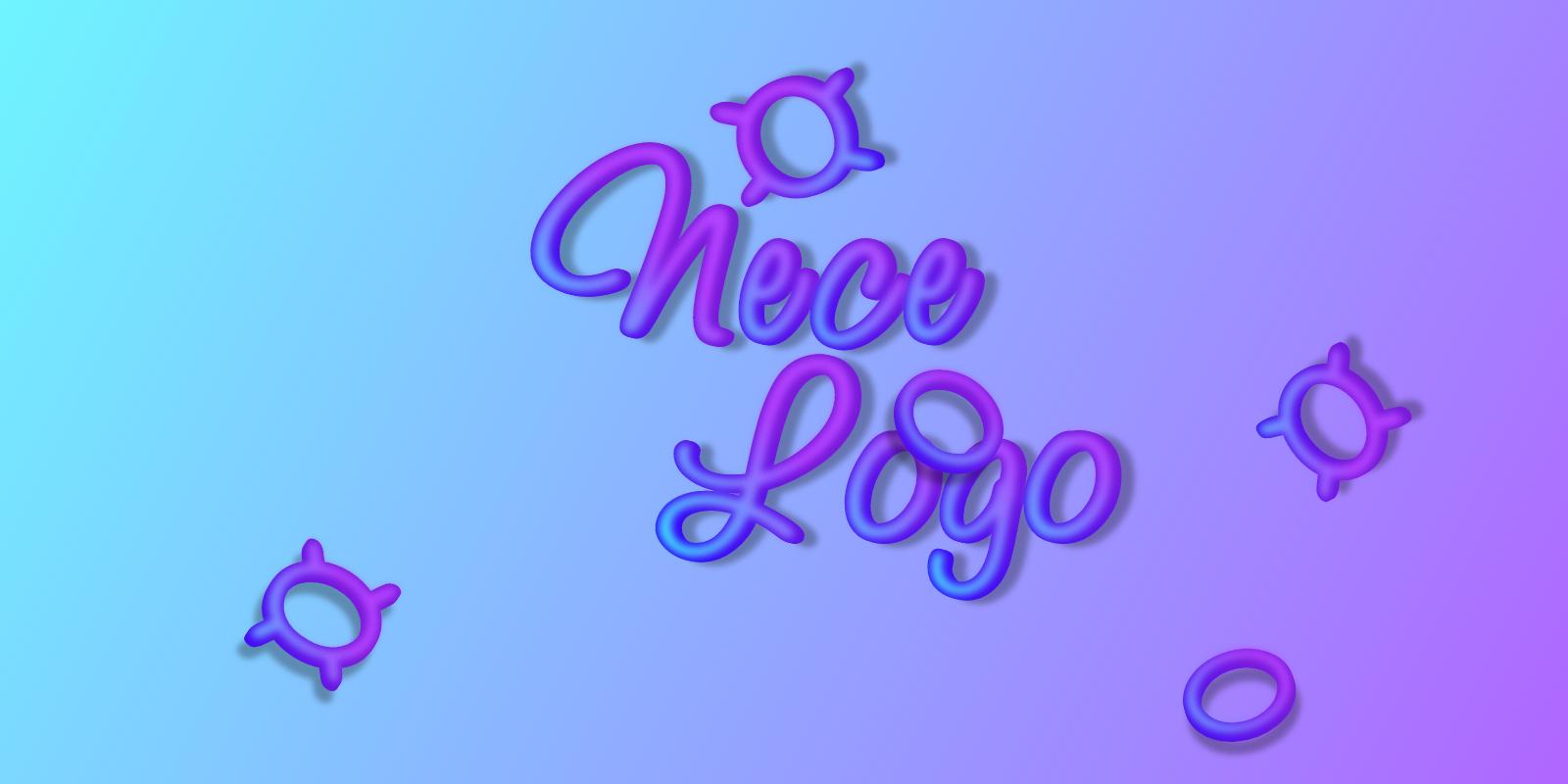 Make online best logo text effects text logo logodesign
