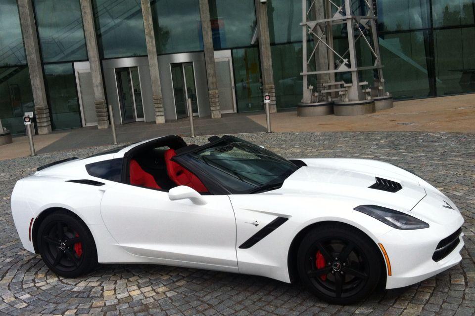 matte white corvette stingray google search - 2015 Corvette Stingray Matte Black