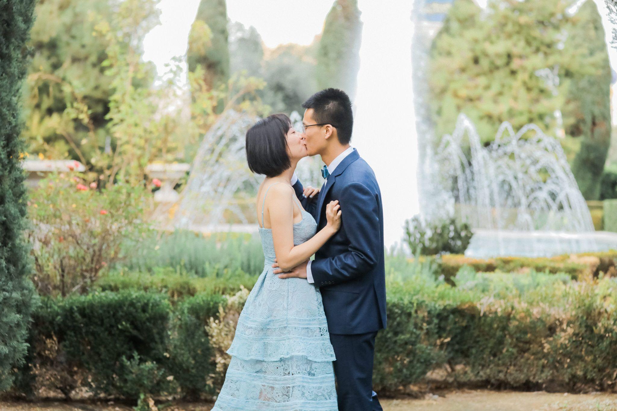 Las Vegas Elopement Wedding Ceremony photo Susie & Will