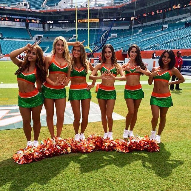 We're sorry. | Cheerleading, Athletic women, University of miami