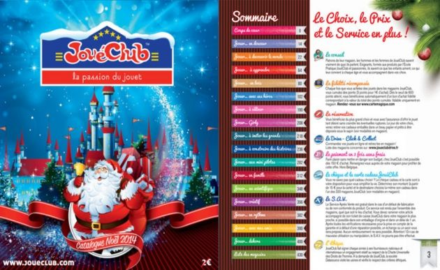 catalogue jouclub 2013