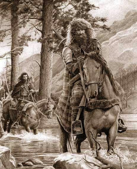 Freedom Loudon Scottish Highlands History