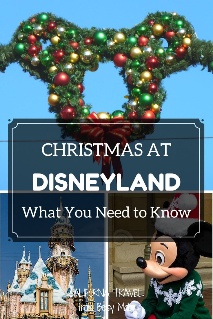 Should You Go To Disneyland At Christmas How To Decide Disneyland Holidays Disneyland Christmas Disneyland Planning