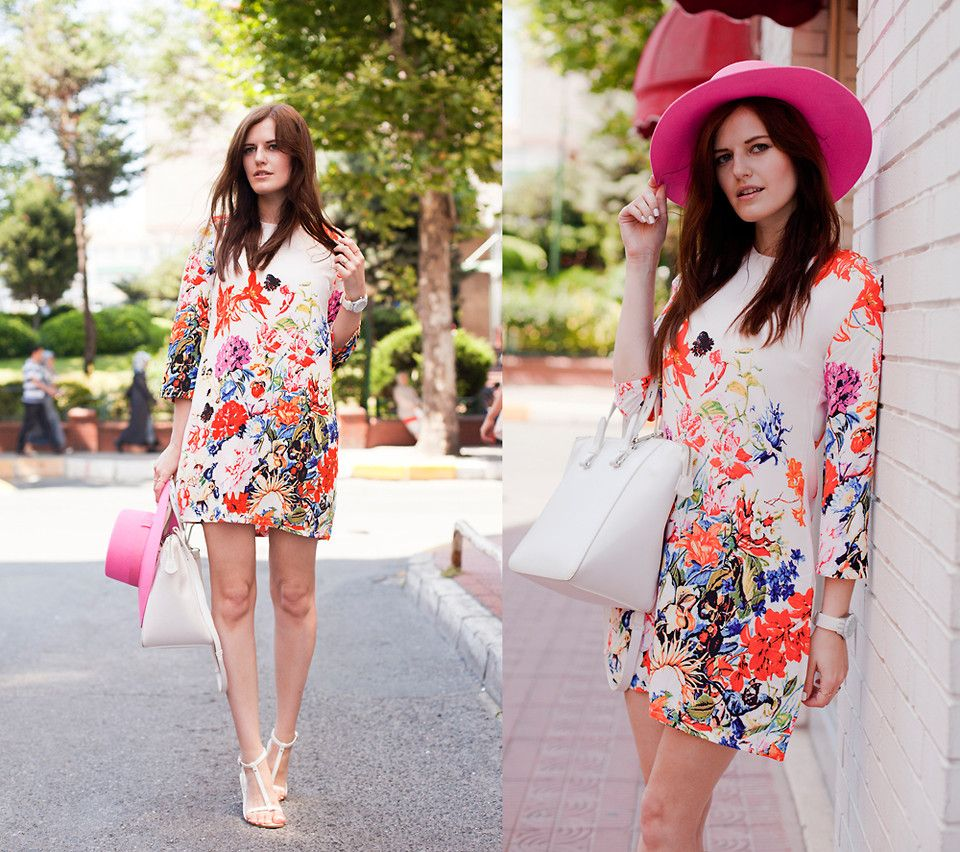 Viktoriya Sener - Tb Dress Jacket, Zara Blouse, Zara Jeans