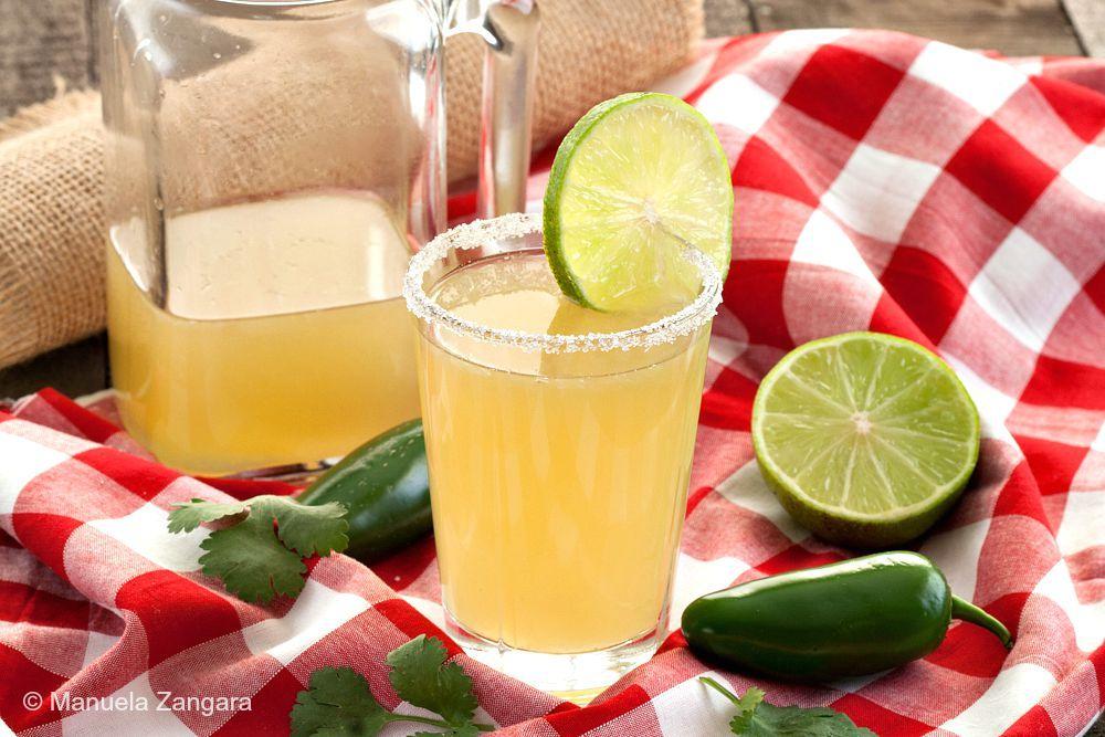 Cilantro Jalapeno Limeade
