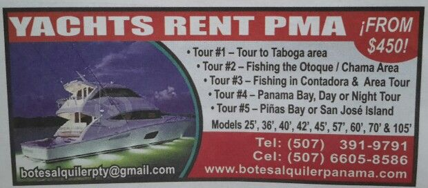Aluguel de Yachts