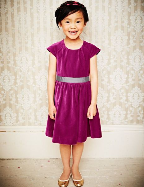 The weather outside may be frightful, but your kids can still look delightful. Flip through our photo gallery for dazzling holiday dresses that will keep your kids fashionably cute all season long.