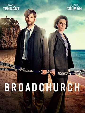 Broadchurch tv show on ITV. The Girl Who Stole The Apple would do good in modeling after this storytelling medium.