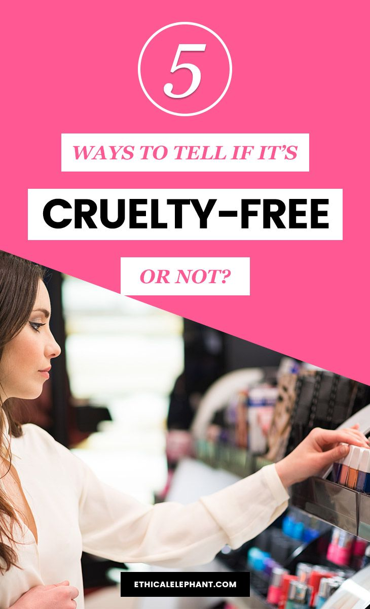 How To Know When Cosmetics Are Cruelty Free Cruelty Free Skin Care Cruelty Free Mascara Serious Skin Care