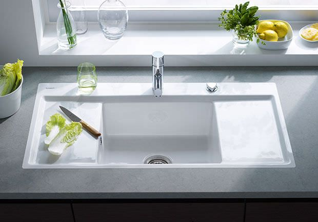 Ceramic kitchen sink kiora z 752210 duravit projets a la ceramic kitchen sink kiora z 752210 duravit workwithnaturefo