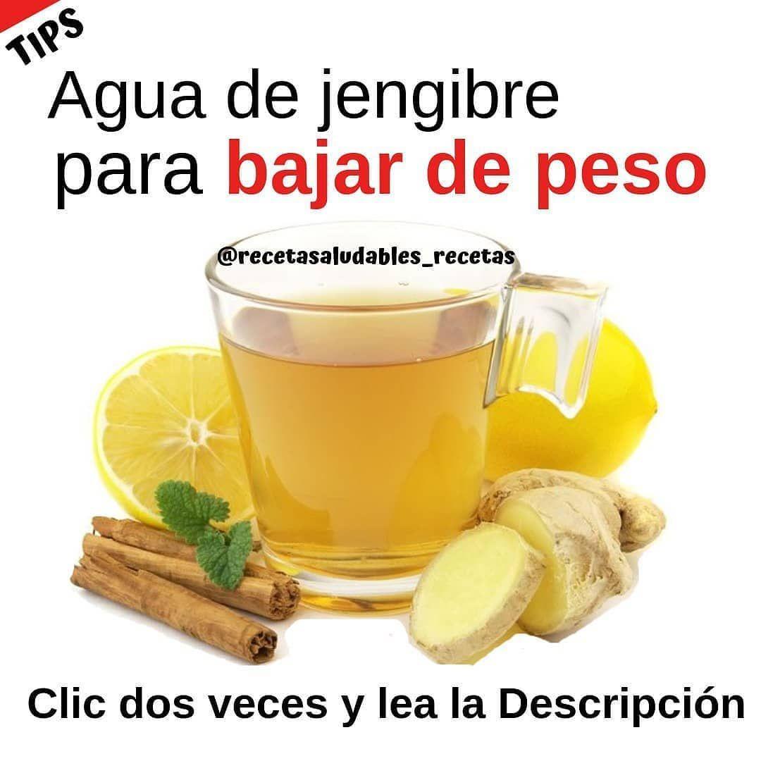 limonada con jengibre en ayunas