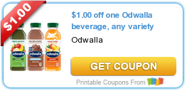 odwalla manufacturer coupons