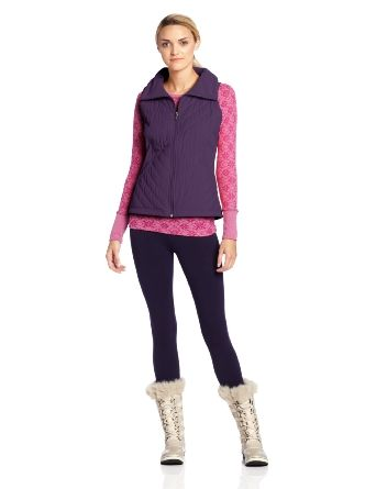 Amazon.com: Columbia Women's Perfect Mix Vest: Clothing