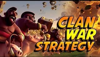 Clan war matchmaking