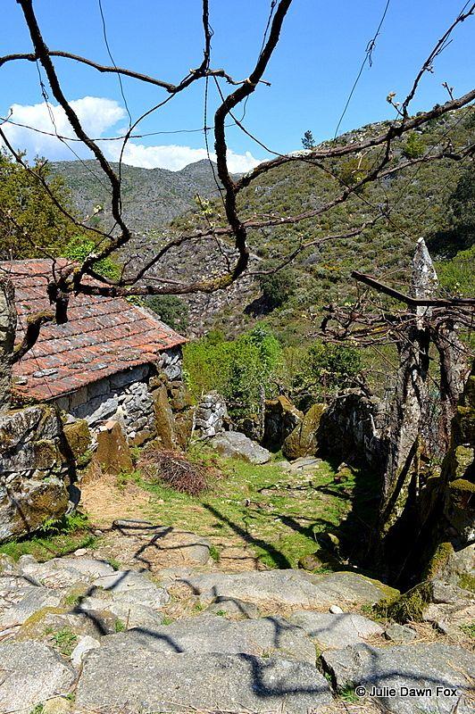 Ermida, an authentic mountain village in Peneda Gerês