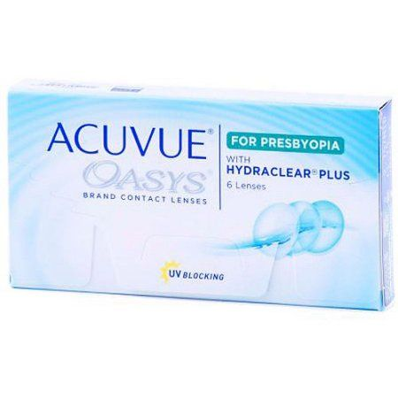 Acuvue Oasys For Presbyopia Discount Contact Lenses Lenses