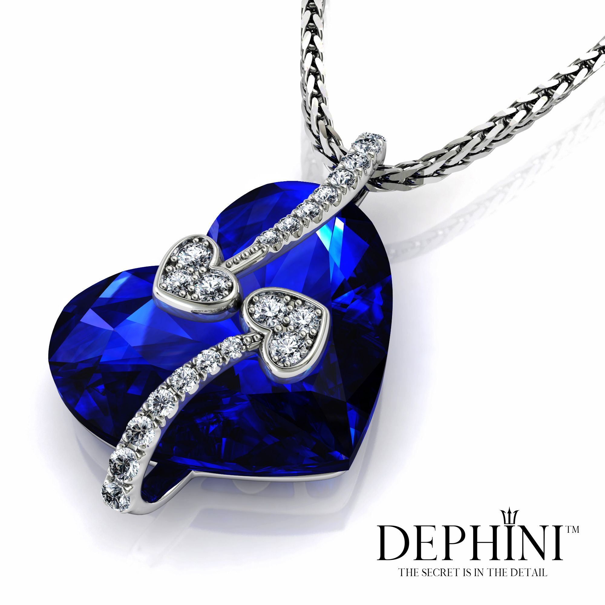 DEPHINI - Butterfly Necklace for women oHr4H