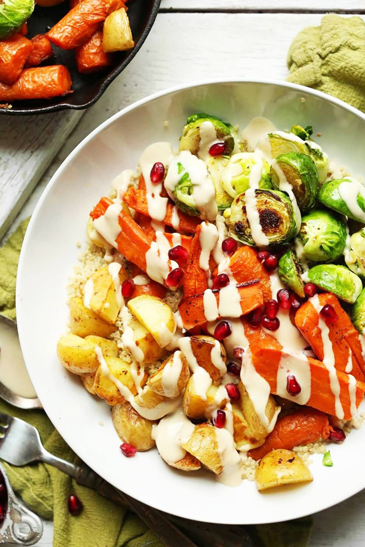 drop the premade salad—these work lunch ideas are so much better in