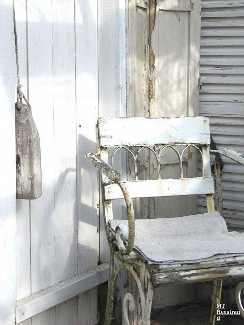 Det mysiga Heestrand~ chair/white