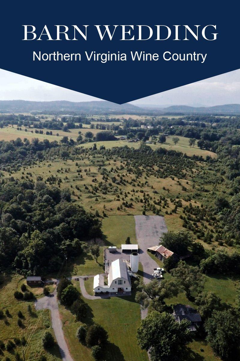 Our Spaces | Wedding venues in virginia, Farm wedding ...
