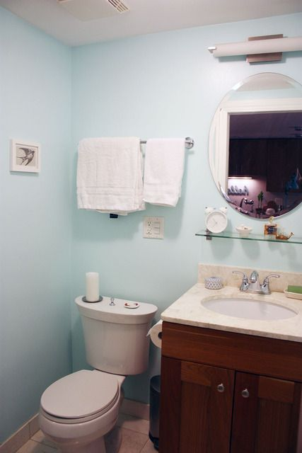 Bathroom Paint Color Behr Spa This Is The I Want For At Office