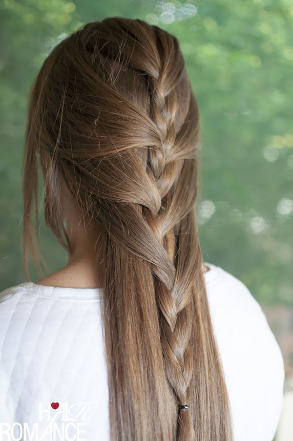 Surprising 1000 Images About French Braid Hairstyles On Pinterest Short Hairstyles Gunalazisus