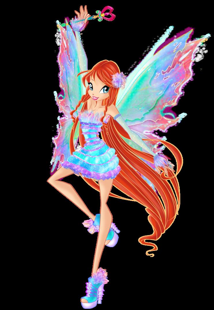 Bloom Mythix by ColorfullWinx   Winx Club   Bloom, Disney ...