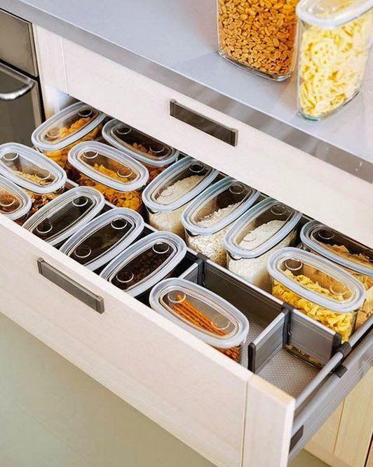 Dashing Lifestyle: Storage Ideas For Your Kitchen