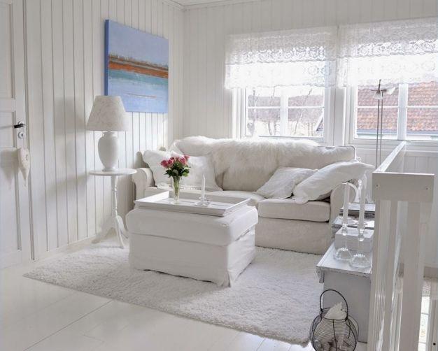 Shabby chic style - 55 idées pour un intérieur romantique ...