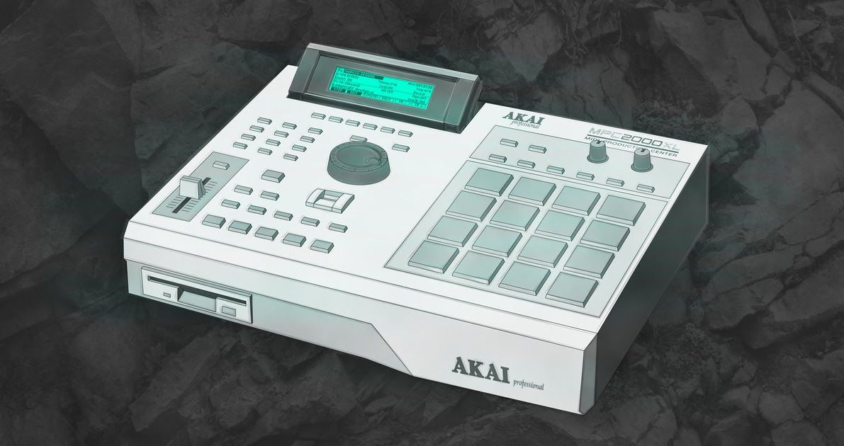 Markus Designs Akai Mpc 2000 Xl Wallpaper Praverb Net Akai Mpc2000xl Drum Machine