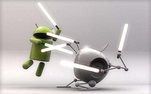 Sfida da Google Photo e Apple Foto Sfida tra titani. Sfida tra colossi produttori di smartphone che da anni si danno battaglia a colpi di innovazione. Oggi vogliamo mettere a confronto due delle piu` importanti funzionalita` che i due #apple