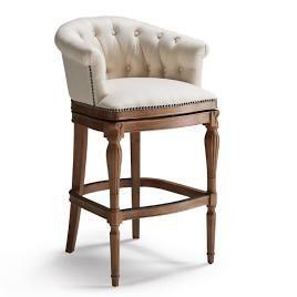 Strange Bali Woven Swivel Bar Height Bar Stool 30 1 2H Seat Ncnpc Chair Design For Home Ncnpcorg