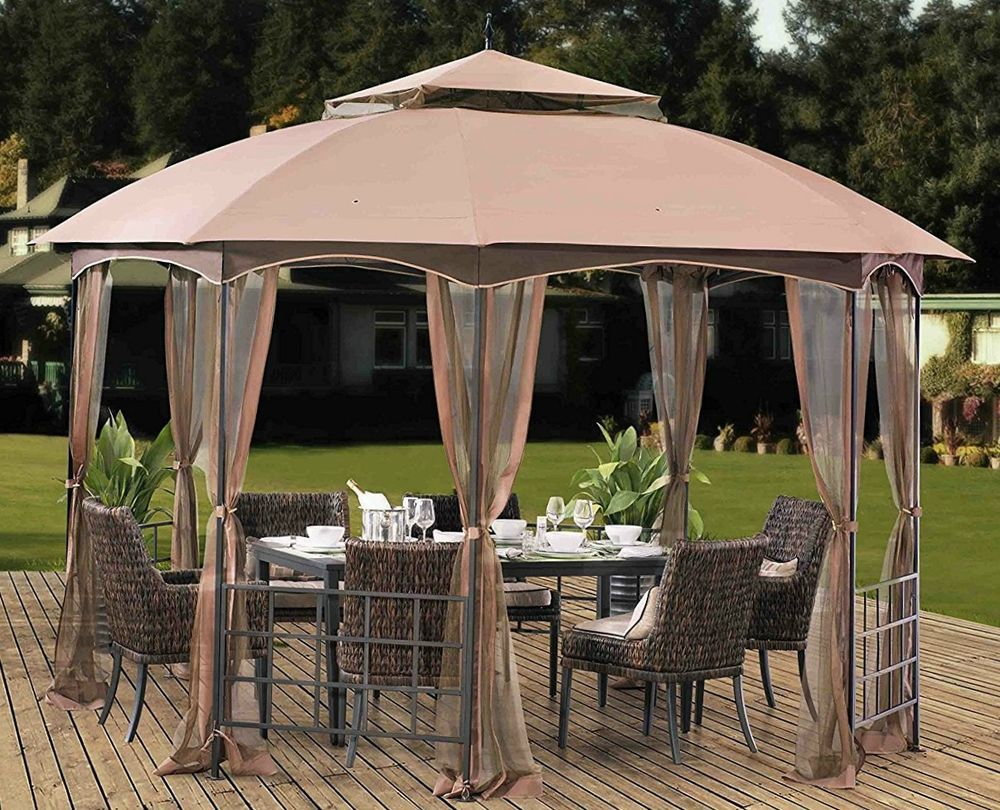 Steel Gazebo Features Steel Gazebo We Promise We Can Make You Happy If You Give Us A Fair Chance Communication Is Patio Gazebo Outdoor Shade Gazebo