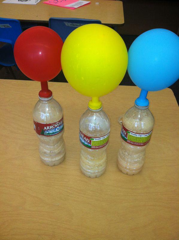 Co2 Balloon Baking Soda Vinegar