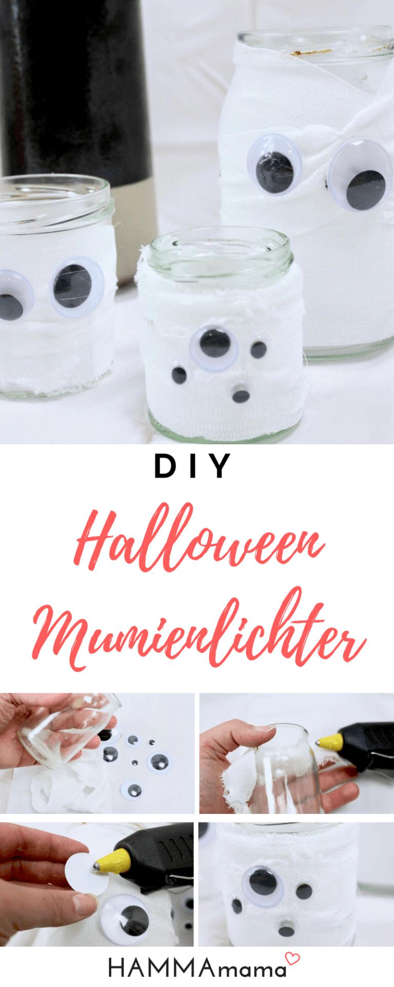 5 einfache DIY-Ideen für Halloween ° Bastel eine schnelle Deko für deine Halloween-Party