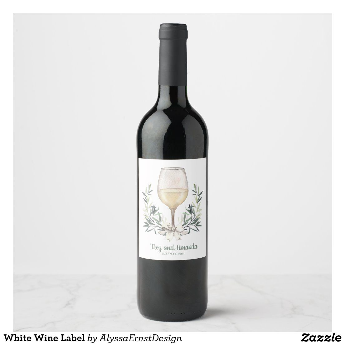 White Wine Label With Images