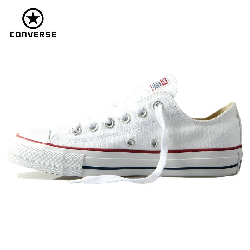 b90e93c7f6a2 Original Converse classic all star canvas shoes men and women sneakers low  classic Skateboarding Shoes 4 color