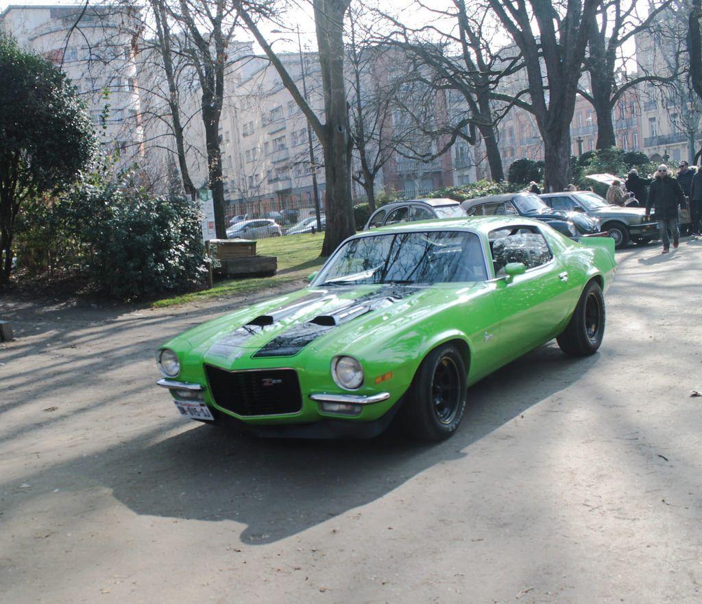 https://flic.kr/p/sA5HPS   Camaro Z28   Chevrolet Camaro Z28 au jardin du Grand Rond