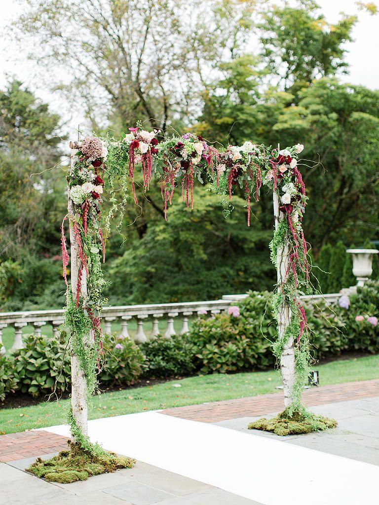 19 Stunning Outdoor Wedding Arch Ideas