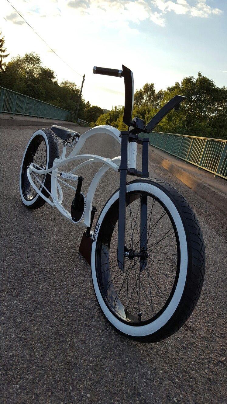 Ruff Cycles Firebike Warrior | Rat Rod bicycles | Bike, Bicycle, Cycling
