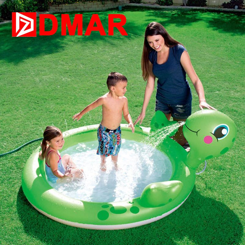 DMAR Inflatable Pool for Kids Infants Baby Swimming Pool