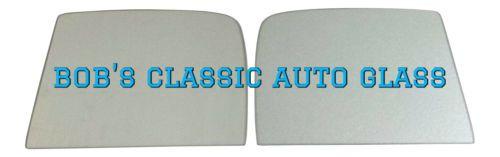 1948 1949 1950 1951 1952 1953 Dodge B Series Pickup Panel Pair Door Glass Window Pickup Trucks Willys Windshield Glass