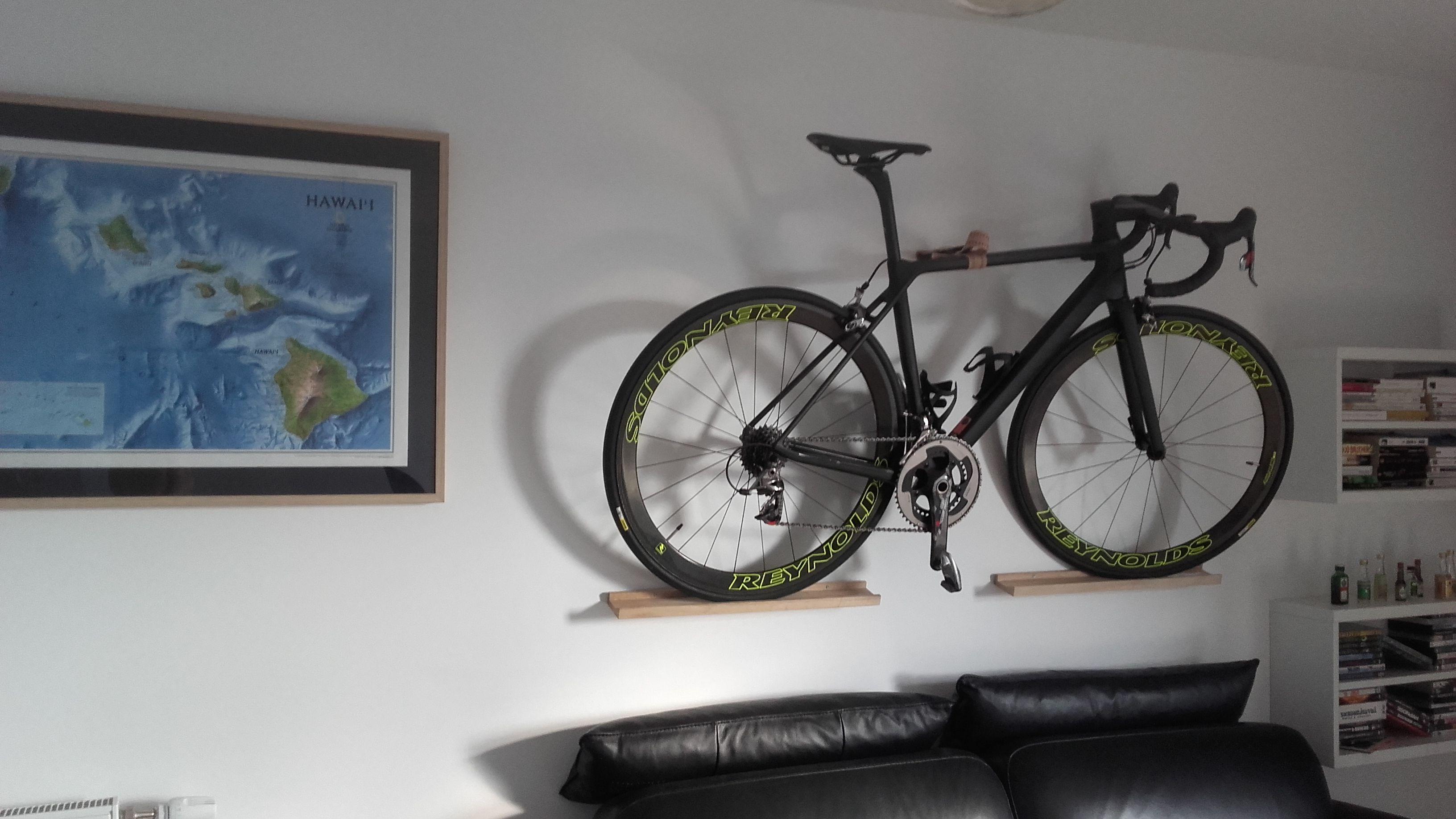 My Hanging Bike