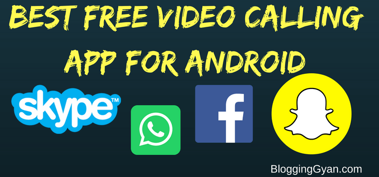 5 Best Free Video Calling App Android Me Free Video Call