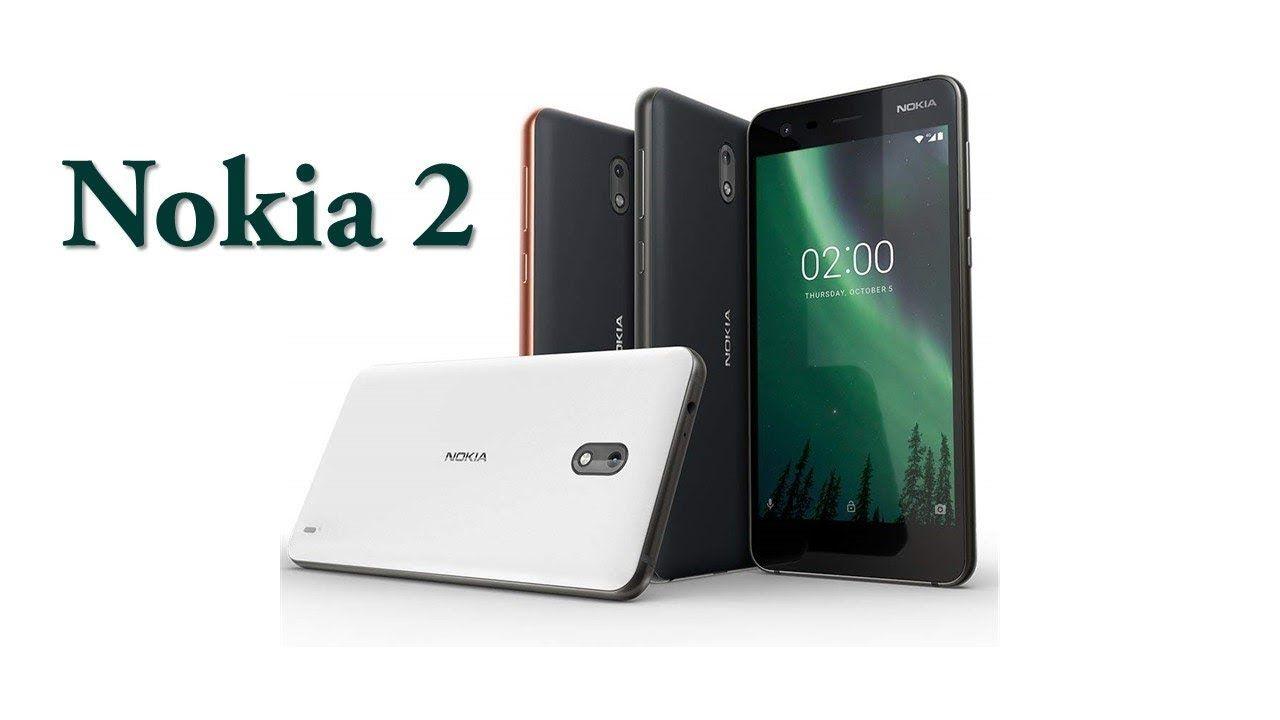 Nokia 2 Android Mobile Dual Sim Unlocked Smartphone 2018 Tech Marke Nokia 2 Dual Sim Smartphone