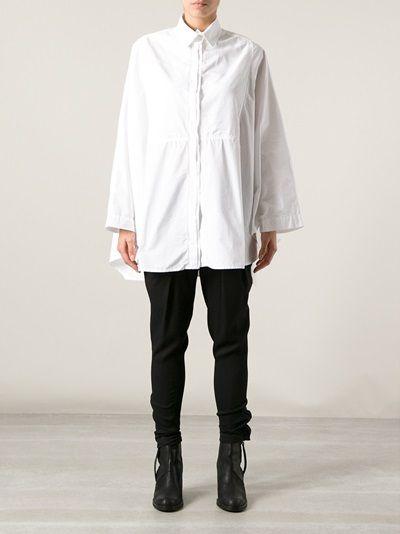 Silent Damir Doma 'Sati' Oversize Shirt | Henrik Vibskov boutique
