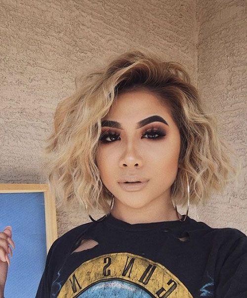 50 Ultimi tagli di capelli corti per le donne 2019 »Acconciature 2020 Nuove acconciature e colori di capelli
