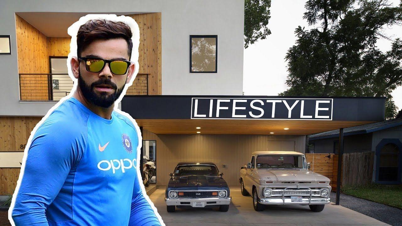 Virat Kohli Lifestyle Houses Car Family Awards